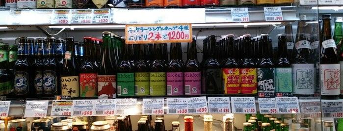 信濃屋 横浜馬車道店 is one of 気になる場所.