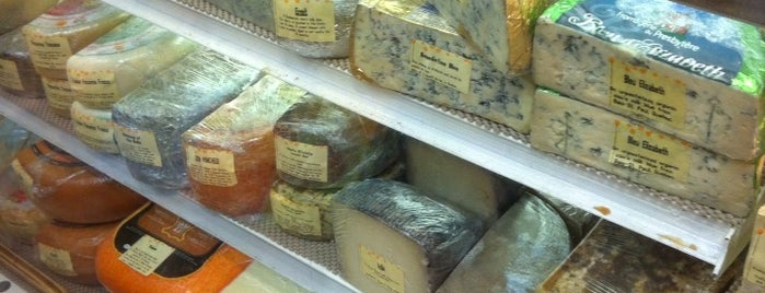 Cheese Boutique is one of William's Tips.