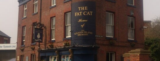 The Fat Cat is one of Welcome to Sheffield..
