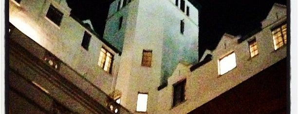 Chateau Marmont Restaurant Patio is one of Los Angeles.