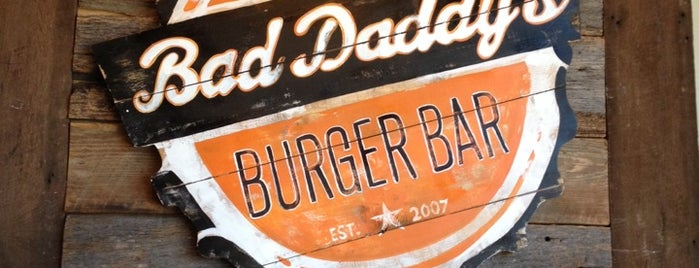 Bad Daddy's Burger Bar - Winston-Salem is one of Must-visit Food in Winston Salem.