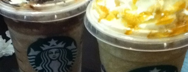 Starbucks is one of Comiiida.