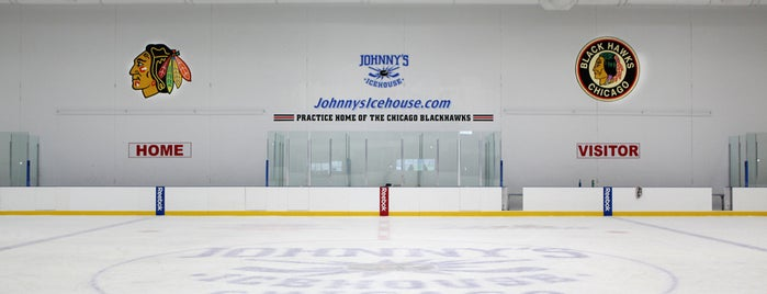 Johnny's Ice House is one of NHL's Tips.