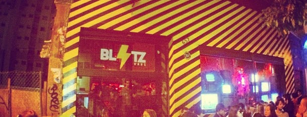 Blitz Haus is one of SP.