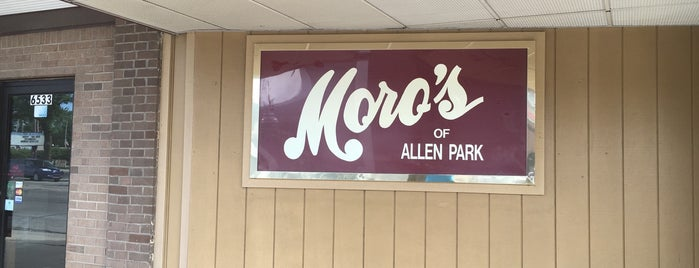 Moro's italian is one of Viddles.