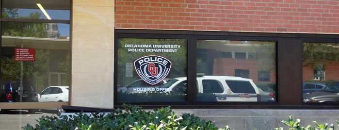 OUPD Housing Office is one of University of Oklahoma.