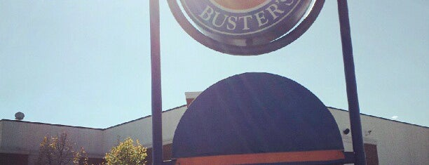 Dave & Buster's is one of Favorite affordable date spots.
