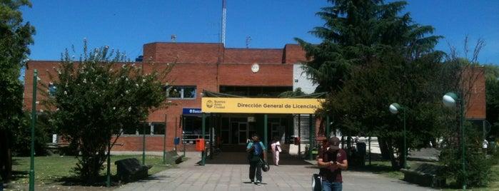 Dirección General de Licencias de Buenos Aires is one of En la Ciudad.