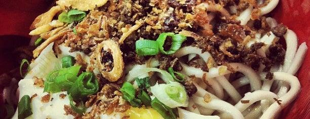 Restoran Kin Kin (建记辣椒板面 Chilli Pan Mee) is one of Cheap eats in KL.