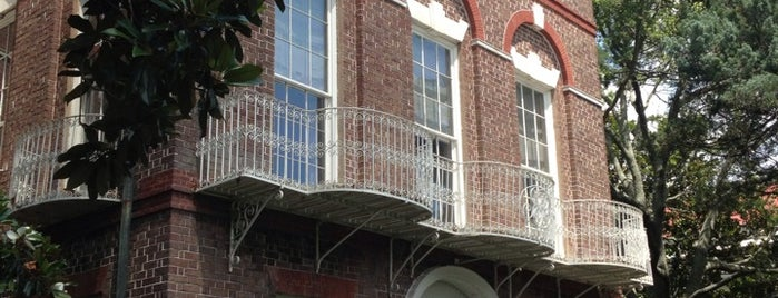 Nathaniel Russell House is one of Charleston, SC #visitUS.