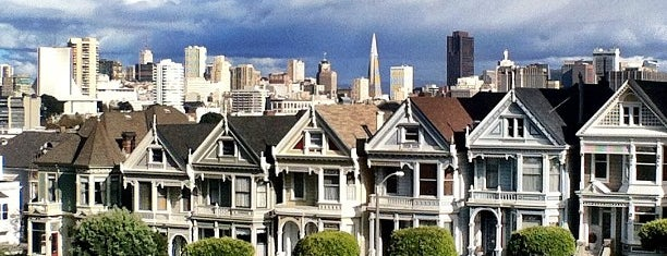 Alamo Square is one of Get Outside in San Francisco!.