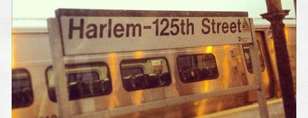 Metro North - Harlem - 125th Street Station is one of My Favorite Things.