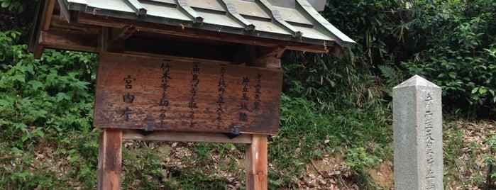 孝靈天皇 片丘馬坂陵 is one of 天皇陵.
