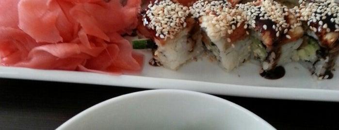 Бонсай / Bonsai is one of Sushi. Kyiv. Японская кухня.