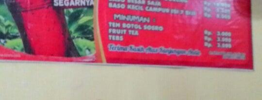 Bakso Poris is one of The 20 best value restaurants in Kediri, Indonesia.