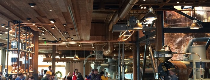 Starbucks Reserve Roastery & Tasting Room is one of Awesome places!.