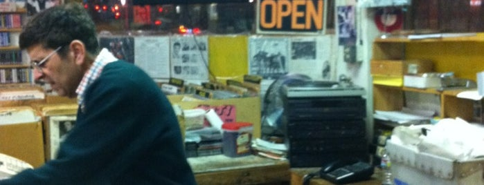Golden Oldies is one of Record Stores To Remember.