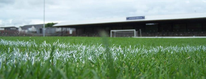 Somerset Park is one of Stadiums.