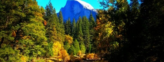 Yosemite National Park is one of National Parks.