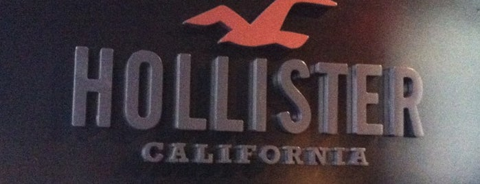 Hollister Co. is one of New York 2012.