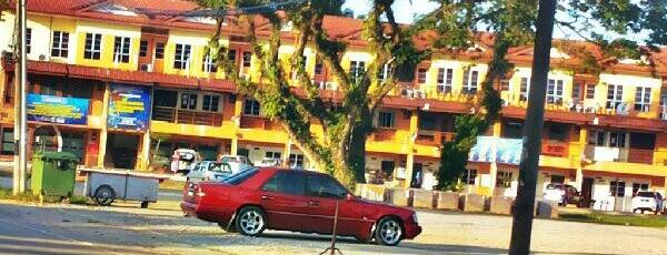 Politeknik Hulu Terengganu is one of @Hulu Terengganu.