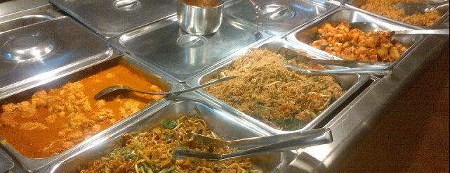 Kush Vegetarian is one of Favorite Food.