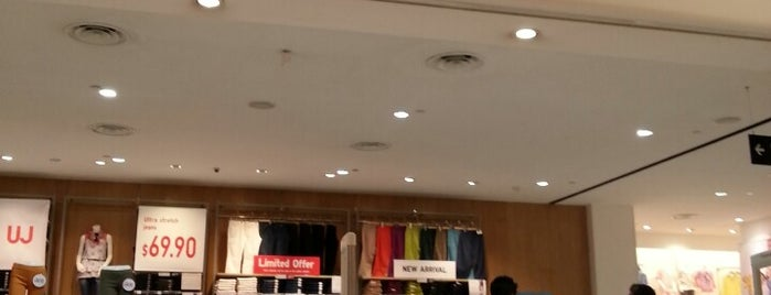 UNIQLO is one of singapore.