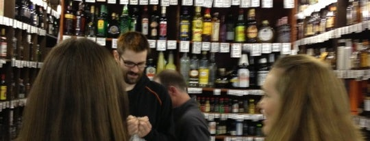 Gerry's Wines & Spirits is one of London best.