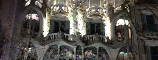 Casa Batlló is one of Unsere TOP Empfehlungen für Barcelona.