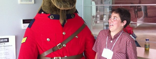 RCMP Heritage Centre is one of Canada Favorites.