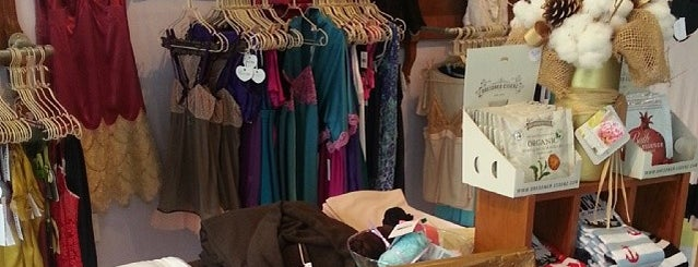 Sirens at the Beach is one of stores that stock Between the Sheets.