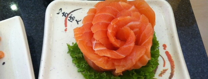 Temakeria Kamui is one of Top picks for Sushi in Porto Alegre.