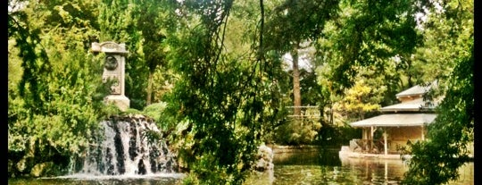Parque de El Capricho is one of Conoce Madrid.