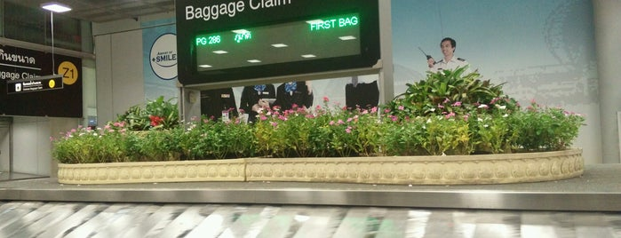 Baggage Claim 5 is one of TH-Airport-BKK-1.