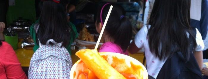 송보푸드트럭 is one of food.