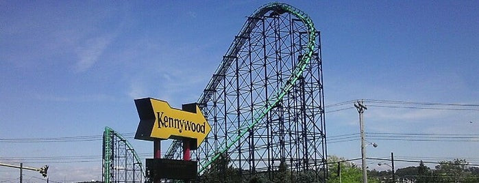 Kennywood Park is one of Things To Do Over the Summer.