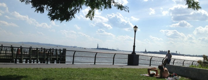 Robert F. Wagner, Jr. Park is one of Best Spots for Kids - NYC.