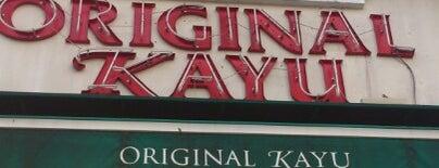 Original Kayu Nasi Kandar Restaurant is one of Selangor.