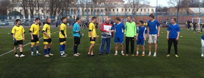 Филиал Академии ФК Зенит is one of Основной состав.