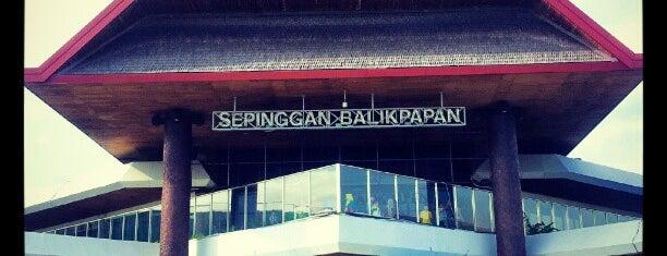 Sultan Aji Muhammad Sulaiman Sepinggan Balikpapan International Airport (BPN) is one of BALIKPAPAN.