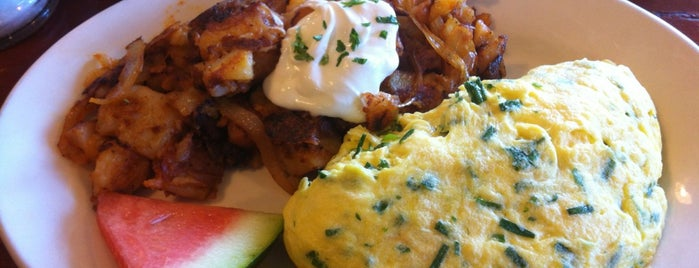 Oakland Grill is one of Top Breakfast Spots.