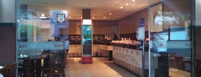 Skilo Restaurante is one of DANIEL.