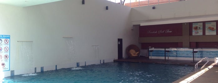 Swimming Pool is one of Borneo.