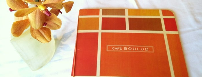 Café Boulud is one of Peewee's Big Ass South Florida Food Adventure!.