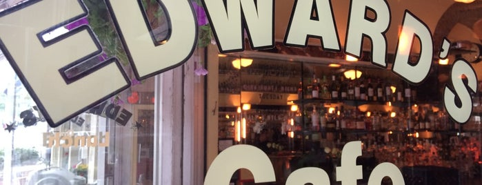 Edward's Restaurant is one of Lets go 200.