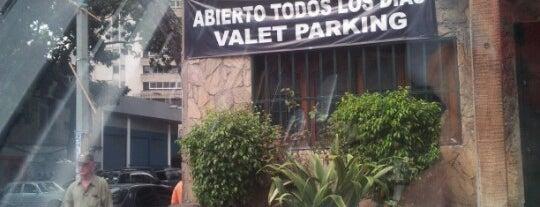 Restaurant La Huerta is one of Caracas Wi-Fi.