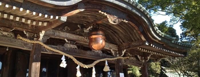 筑波山神社 is one of Ibaraki (tentative).