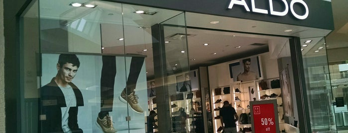 Aldo is one of Fav places.