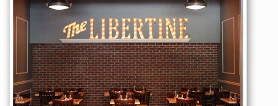 The Libertine is one of St. Louis, MO.