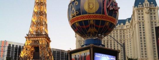 Paris Hotel & Casino is one of Viva Las Vegas.